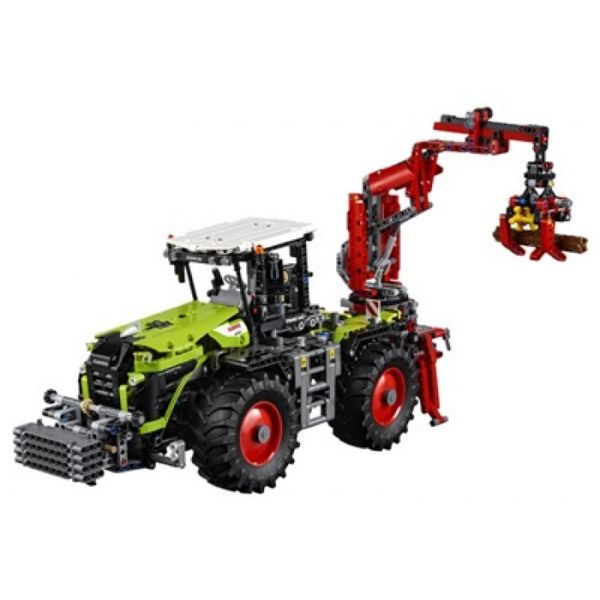 Claas Xerion 5000 Trac-vc