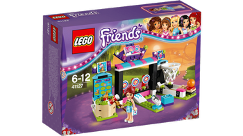 LEGO® Friends Arkadespill på Tivoli