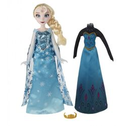 Frozen Fever Change Dukke Elsa