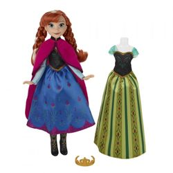 Frozen Fever Change Dukke Anna