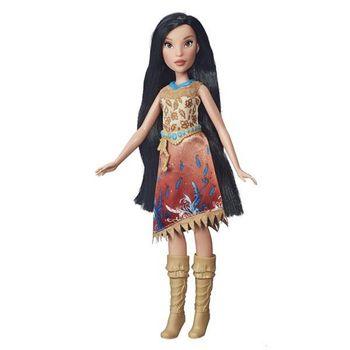 Disney Dukke Princess Fashion Doll Pocahontas