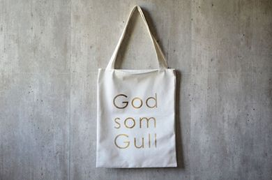 "Trend Design Oppbevaringsnett,  ""God som Gull"" (298-T94530)"
