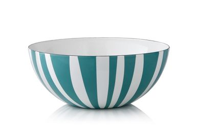 Cathrineholm Stripes Bolle Grønn, 24cm (364-100349296)