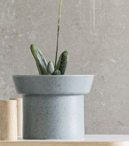 Ombria Krukke Granite-green H130