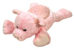 Cloud-b Nattlys Twilight Buddies, Gris
