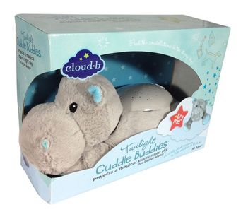 Cloud-b Nattlys Twilight Buddies Flodhest (369-CB7473-HP)