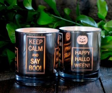Majas Lyktor Telysholder Happy Halloween Keep-Calm (267-152029)