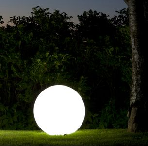 GP MoodLite Globe LED-ball 480mm, oppladbart-batteri (338-473005)