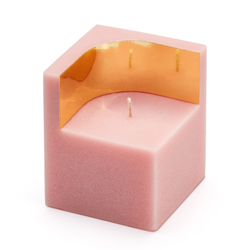 Ontwerpduo Auric Lys Small, Pink-Quarts