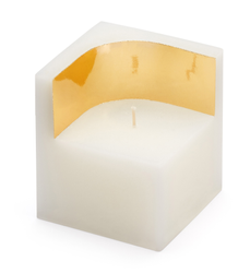 Ontwerpduo Auric Lys Small, Ivory-White