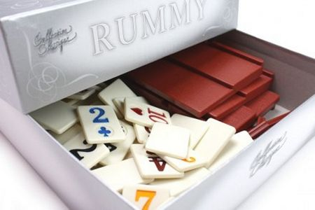 Tactic Rummy Collection Classics Brettspill (386-02324)