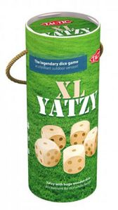 Tactic Yatzy med store terninger (386-40210)