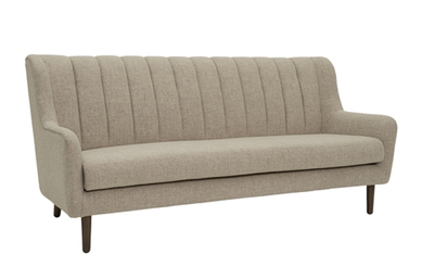 Bloomingville Stripe Sofa, Brun ull (152-50146011)