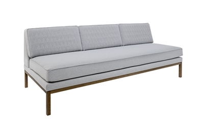 Bloomingville Settle Sofa, Grå polyester (152-50111347)