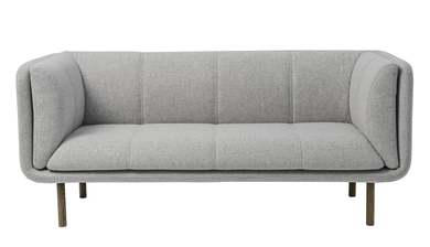 Bloomingville Stay Sofa, Grå ull (152-50141602)