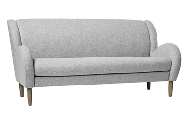 Chill Sofa, Grå ull