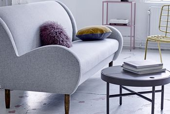 Bloomingville Chill Sofa, Grå ull