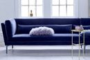 Bloomingville Rox Sofa, Blå velour