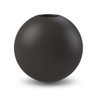 COOEE Ball Vase 20cm, Sort (389-ball-black-20cm)