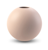 COOEE Ball Vase 20cm, Rosa (389-ball-dustypink-20cm)