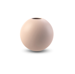 COOEE Ball Vase 10cm, Rosa (389-ball-dustypink-10cm)
