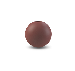 COOEE Ball Vase 8cm, Plomme (389-ball-plum-8cm)