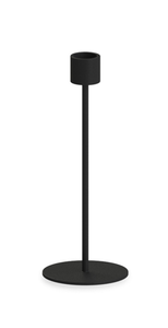 COOEE Lysestake Sort - 21cm (389-candlestick-black-21cm)