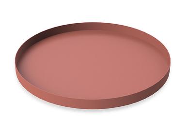COOEE Brett Circle 30cm, Rust (389-tray-circle-rust-30cm)