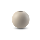 COOEE Ball Vase 8cm, Sand