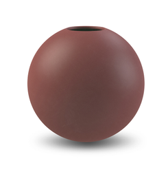 COOEE Ball Vase 20cm, Plomme