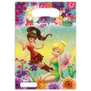 Fairy Princess Godteposer m/motiv, (6 pk)