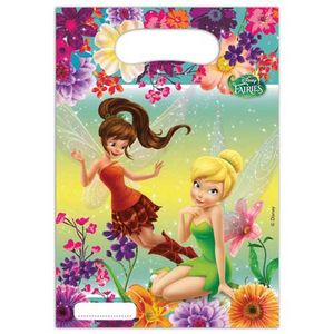 Fairy Princess Godteposer m/motiv, (6 pk) (126-85247)