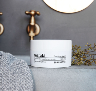 MERAKI Body Butter, Northern Dawn (151-Mkas20)