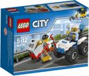LEGO® City Politi Arrest med ATV