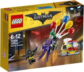 LEGO® BATMAN MOVIE Ballongflukt med Jokeren