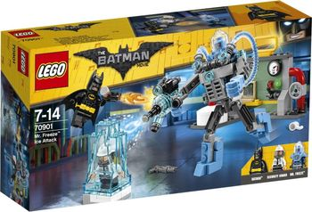 LEGO® BATMAN MOVIE Isangrep med Mr Freeze