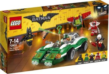 LEGO® BATMAN MOVIE Gåtens Racerbil, med minifigurer