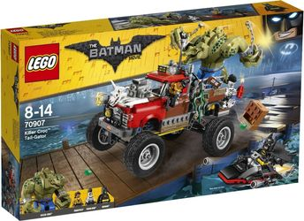 LEGO® BATMAN MOVIE Killer Crocs Monsterkjøretøy
