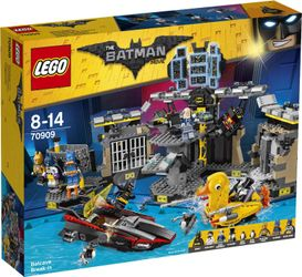 LEGO® BATMAN MOVIE Innbrudd i Batcave