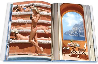 Assouline In-the Spirit of Capri (368-9782759404063)