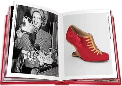 Assouline The Shoe Book (368-9781614281535)