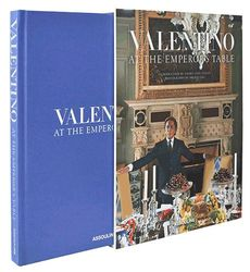 Assouline Valentino At-the Emperor's Table