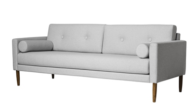 Bloomingville Calm Sofa, Grå Bomull (152-50141604)