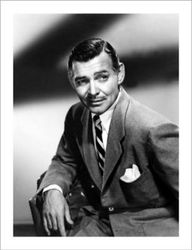 Hollywood Photo Archive Clark Gable - 50x41cm