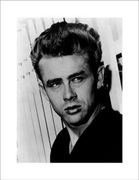 Hollywood Photo Archive James Dean 1954, 50x41cm