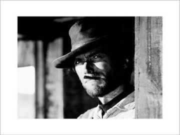 Hollywood Photo Archive Clint Eastwood- 40x50cm