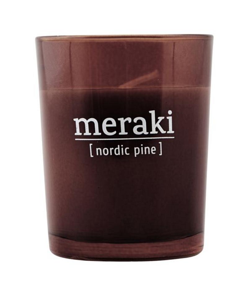 MERAKI Duftlys - Nordic Pine (151-Mkap042)