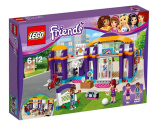 LEGO® Friends Heartlakes Sportssenter med minifigurer