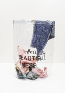 "Nomess Oppbevaringspose ""A beautiful mess"" (410-12611)"