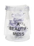 """Nomess Oppbevaringspose """"A beautiful mess""""_H42cm (410-12621)"""